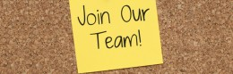 Join our Team Slideshow